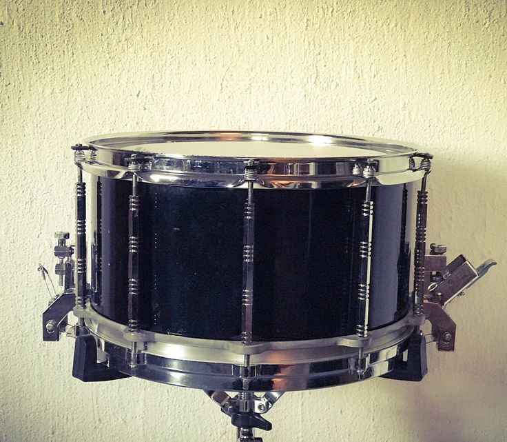 Pearl 14x8 Free Floating maple shell