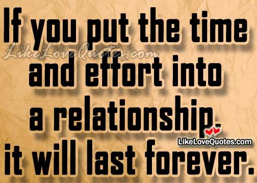 How To Make RELATIONSHIP Last Forever???