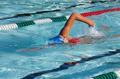 A quick overview of popular swimming strokes -- This site is great for learning swimming techniques