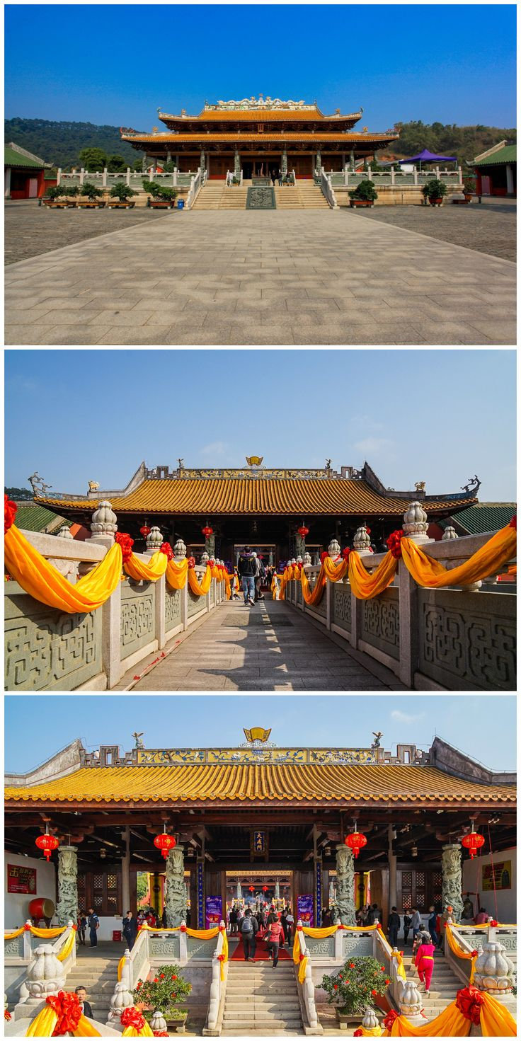 Nanning Confucius Temple was established in the Northern song dynasty (1049-1054). Here you'll feel like you've immersed yourself in Chinese traditional Confucian culture and history.