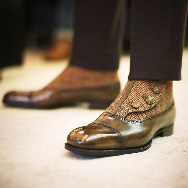 Menswear style inspiration || Saint Crispins