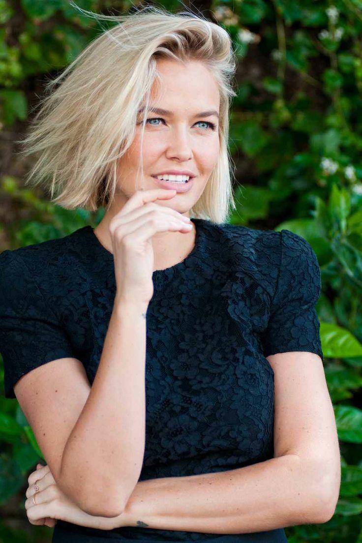 Lara Bingle - Sam Worthington, Style, Interview, Pics