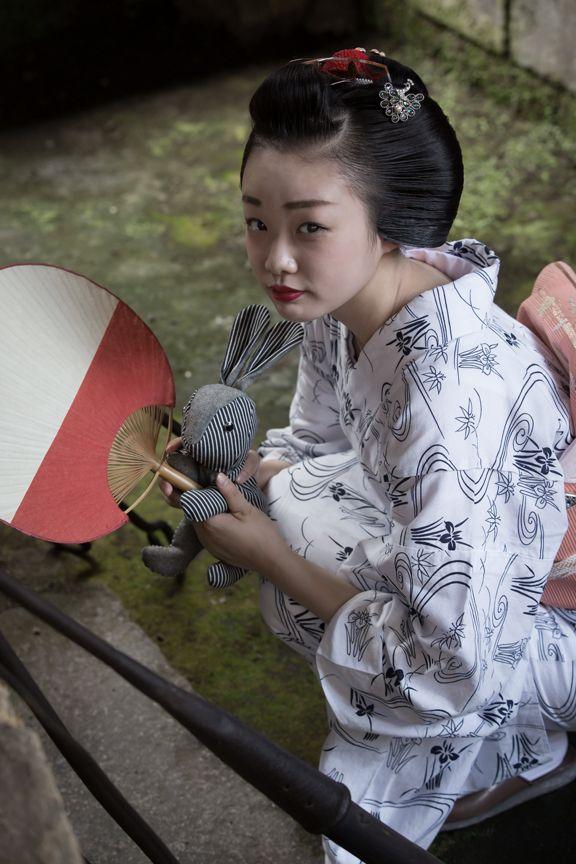 芸妓さんと舞妓さんのブログ : 画像