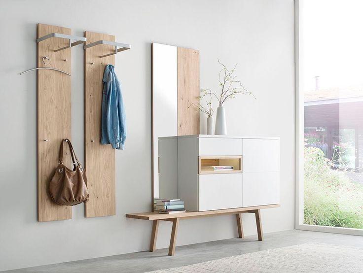Garderobe Holz Weiß Genial Garderoben Kleinmöbel