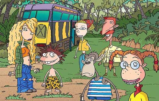 I used to watch The Wild Thornberrys all the time :) Animal lovers unite!