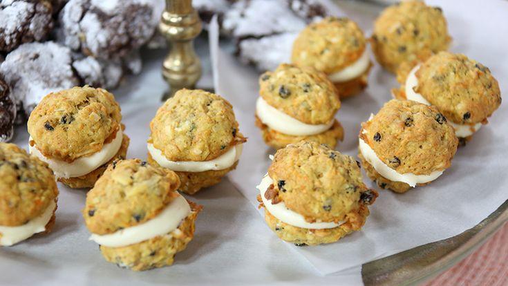 They look like macarons, and taste like heaven.