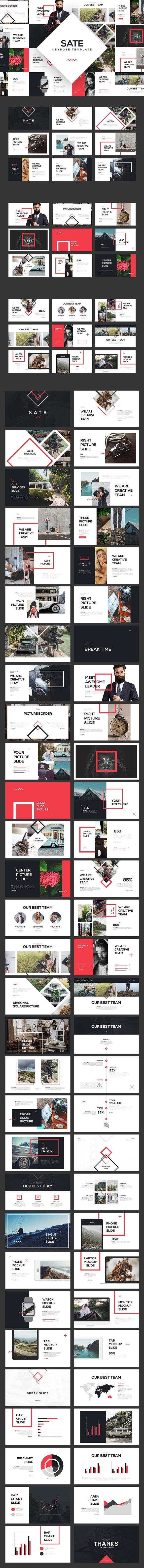SATE Keynote Template. Presentation Templates. $15.00