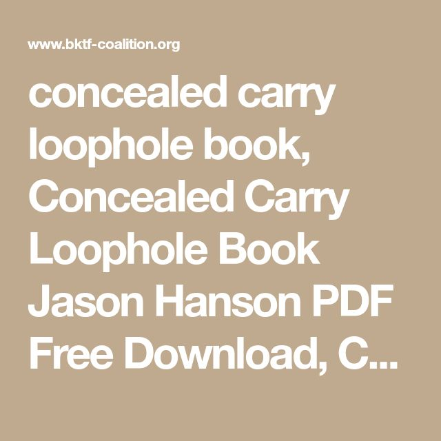 concealed carry loophole book, Concealed Carry Loophole Book Jason Hanson PDF Free Download, Concealed Carry Loophole BOOK PDF Free Download, Concealed Carry Loophole by Jason Hanson, Concealed Carry Loophole by Jason Hanson Download, Concealed Carry Loophole by Jason Hanson Free Download, Concealed Carry Loophole by Jason Hanson PDF Free Download, concealed carry loophole ebook, Concealed Carry Loophole Free Download, Concealed Carry Loophole PDF, Concealed Carry Loophole PDF Download…