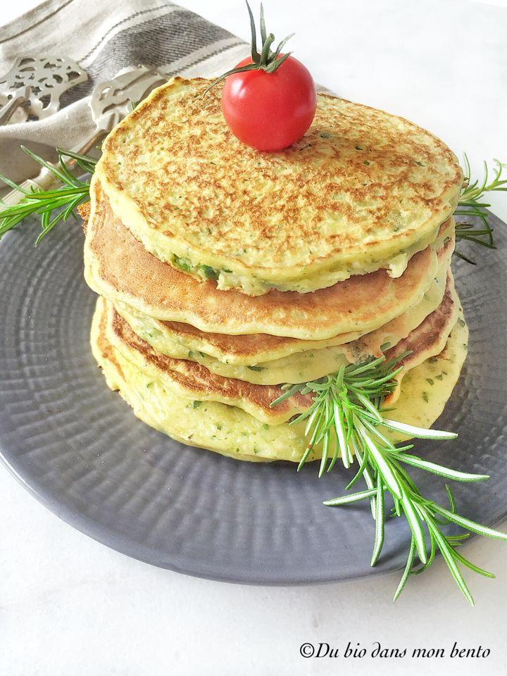 Pancake de courgette