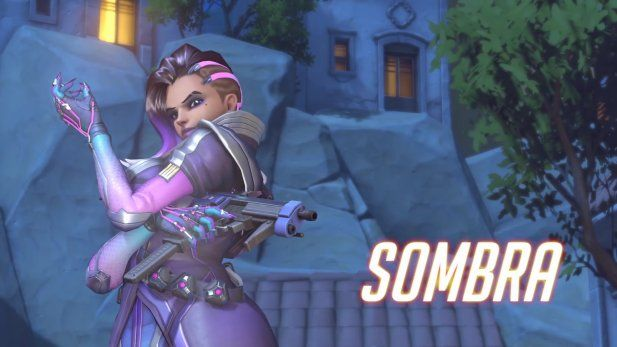 Overwatch : Overwatch - Gameplay-Trailer zeigt neue Heldin Sombra in Aktion