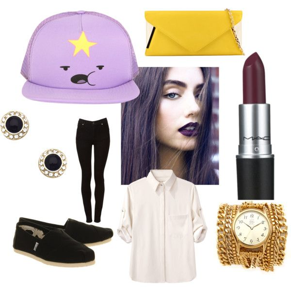 """Lumpy Space Princess"" by jessica-may-sinagra on Polyvore"