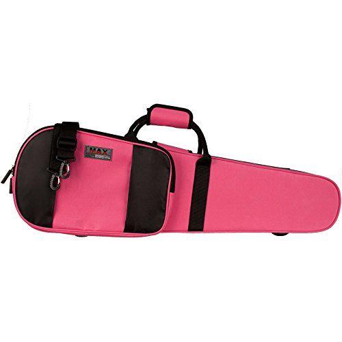 4/4 Violin Case, Pink.