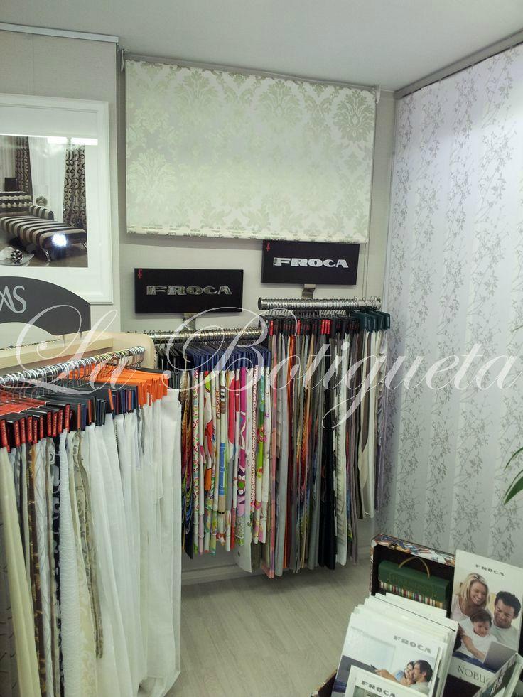 Telas para cortinas en barcelona tienda la botigueta - La botigueta barcelona ...