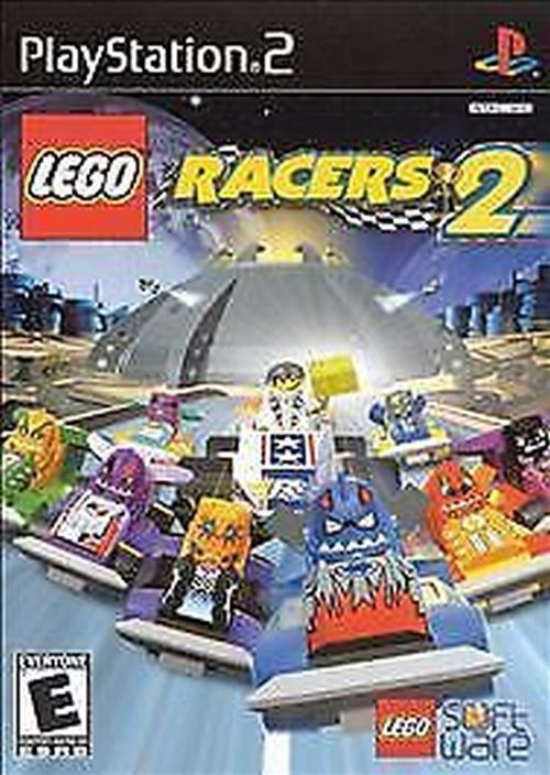 LEGO Racers 2  (Sony PlayStation 2, 2001) #lego #videogames #racing