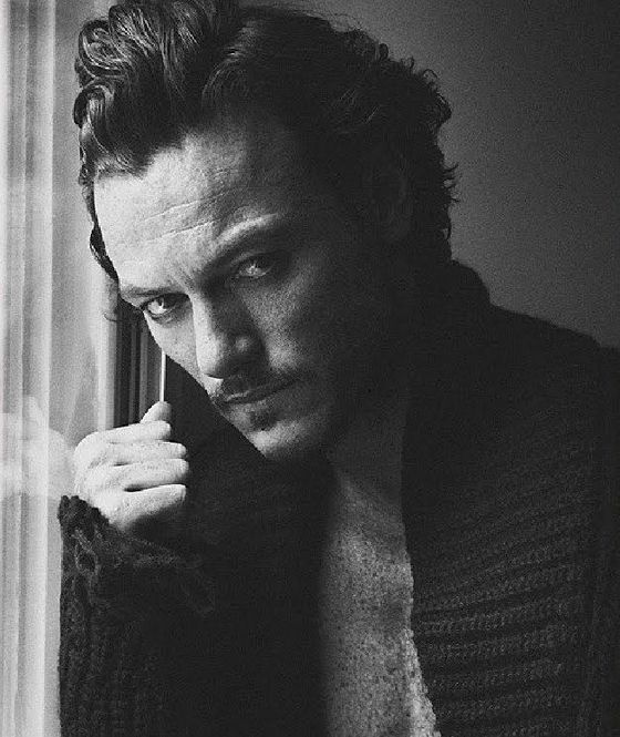 The Crow Luke Evans | The Crow is finally cast, and it's not who you might think