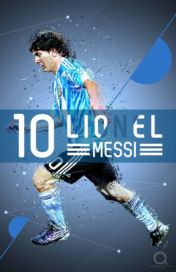 Lionel Messi Milano Giorno e Notte - We <3 You! http://www.milanogiornoenotte.com