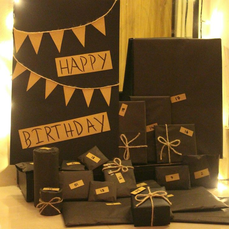 19 gifts for his 19th birthday with images 19th