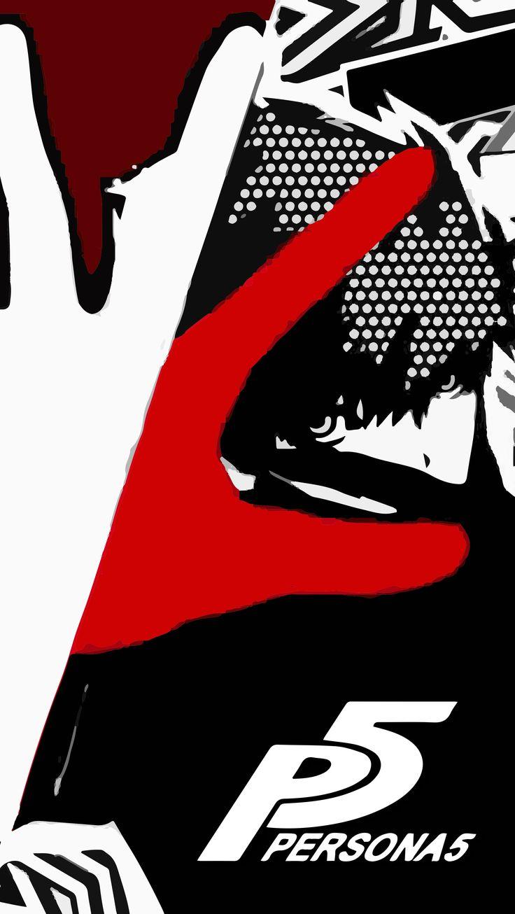 Persona 5 iPhone 5/5s Wallpaper Shin megami tensei and Otaku
