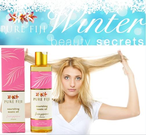 Si estás luchando con el pelo muy rizado o seco, resiste a la tentación de usar el secador de pelo GHD y como tratamiento térmico sólo empeorará las cosas. Trate de secar y peinar el cabello con una toalla, y si tiene que usar un secador, reducir el tiempo de uso. Trata tu cabello con un acondicionamiento profundo usando el aceite de Pure Fiji caliente  por lo menos dos veces a la semana.