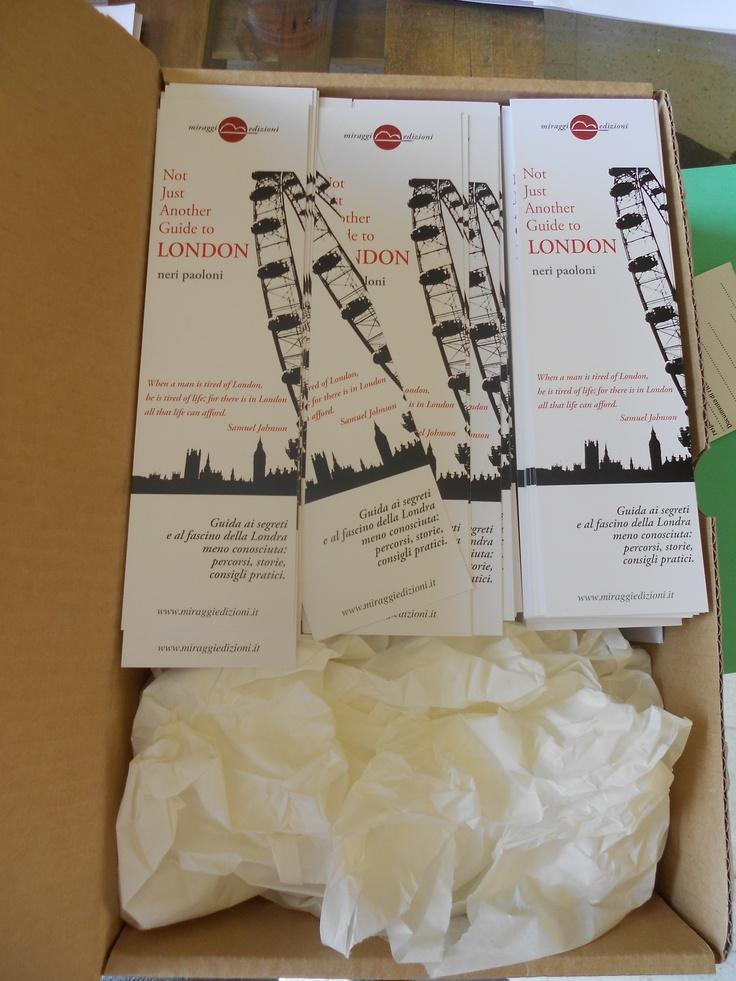 """London Eye, un """"assaggio"""" del libro di Neri Paoloni."""