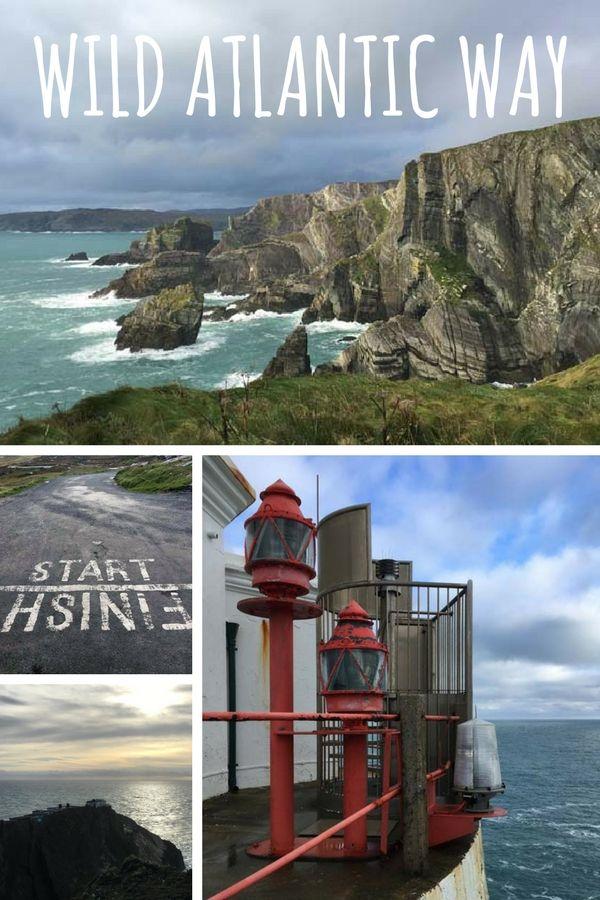 Wild Atlantic Way Roadtrip Irland und Nordirland. Wir nehmen euch mit auf Irlands wilde Küstenstraße. #Irland #Roadtrip #WildAtlanticWay www.gindeslebens.com