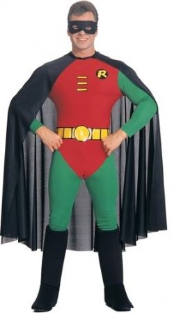 Batman and Robin costumes are the perfect choice for a Halloween costume this season. Batman and Robin costumes are great costumes for couples...