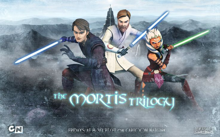 The Mortis Trilogy - Tribute [Video] #starwars #theclonewars