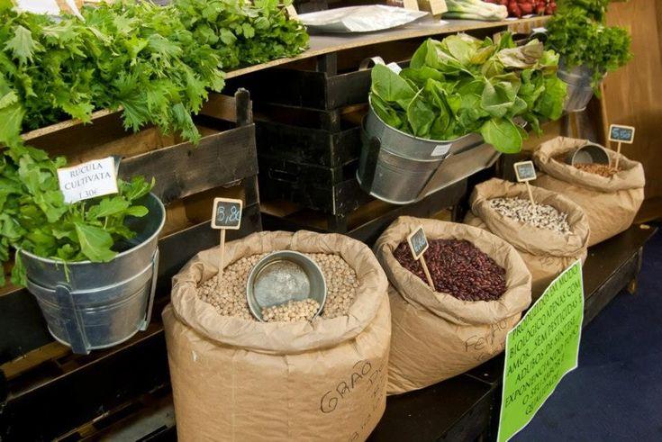 mercado gourmet no campo pequeno