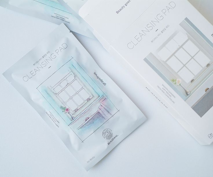 BEAUDIANI Body Cleansing Pad