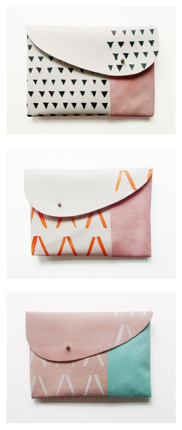 Blackbird And The Owl - clutches love everything colours shapes and pattern