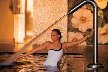 Elixir Beauty Spa, indoor pool