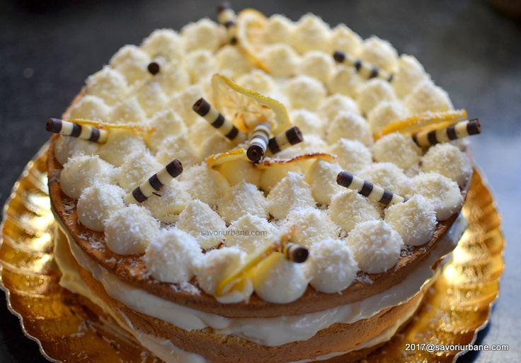cum se decoreaza un tort cu crema mascarpone