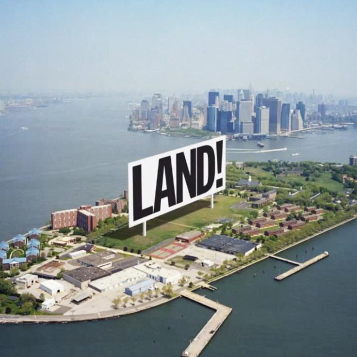Pioneers of Change festival del design, architettura e moda olandese, Governors Island, New York, USA, 2009