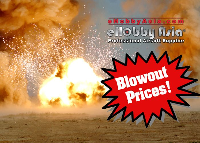 Thanksgiving Blowout Deals At eHobby Asia