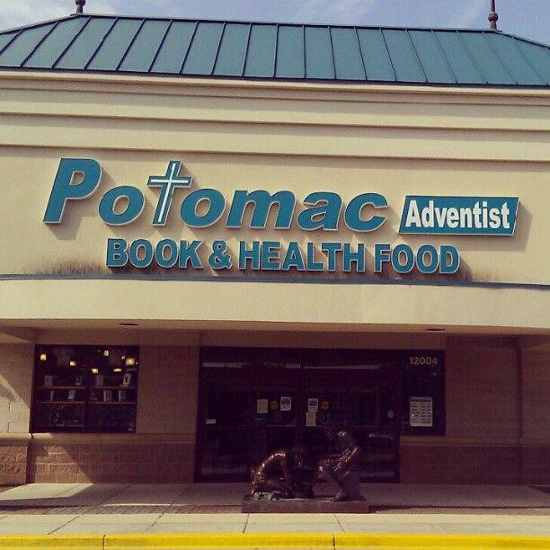 Potomac Adventist Book Health Food Store