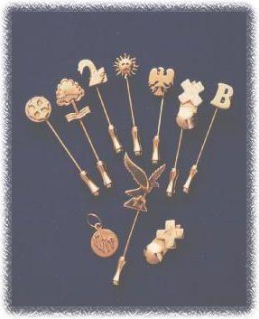 OMG - remember stick pins?