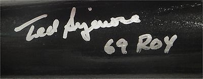 Ted Sizemore Hand Signed Autographed Baseball Bat Los Angeles Dodgers JSA/DNA