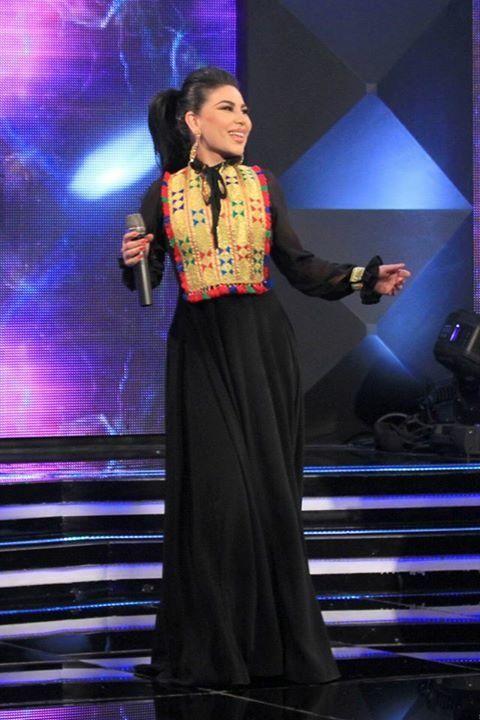#afghan #dress #style #jewelry #star