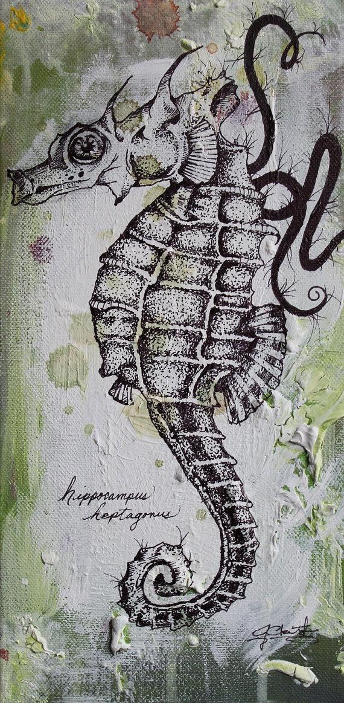 471 best hippocampe images on Pinterest | Seahorses ...