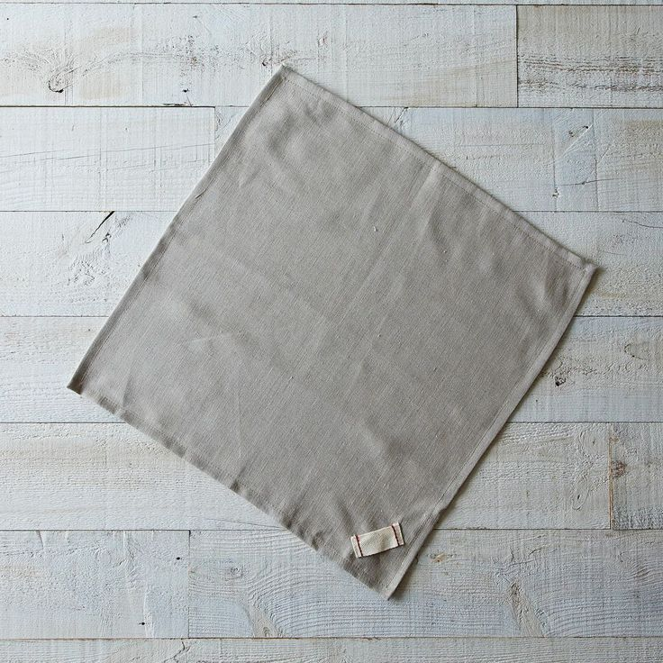Heirloomed Linen Napkins (Set of 4) on Food52