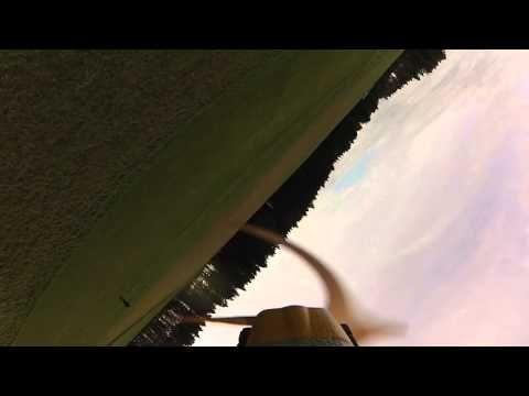 Multiplex FunCub Test Flight GoPro Hero 3 14 12 14