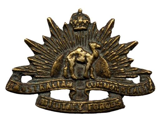 Australian Camel Corps badge