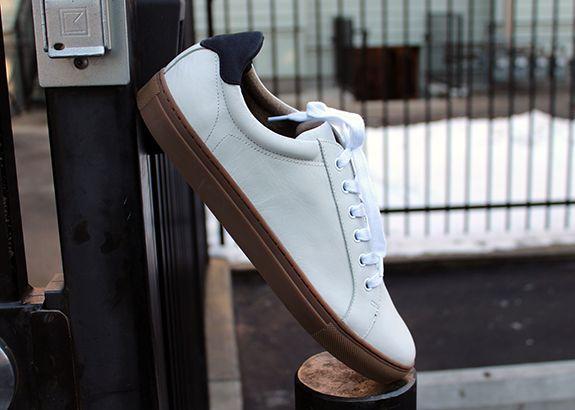 487bb0e4d7b4 In Review  The Banana Republic Nicklas White Leather Sneaker Nike Killshot