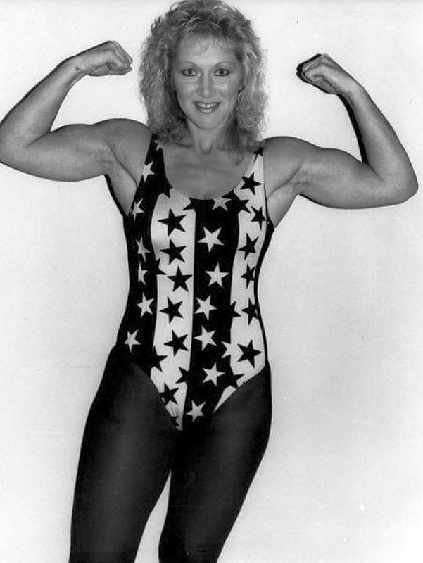 Lena Blair - British Womens Pro Wrestling  Women -3882