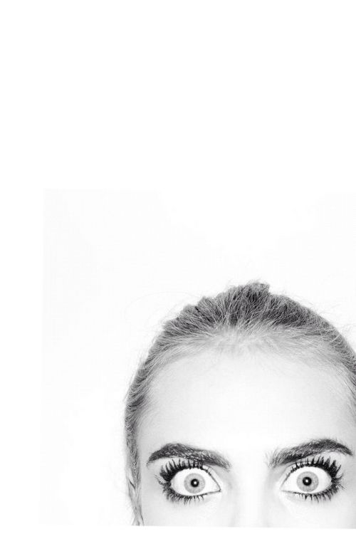 Cara Delevingne photographed by Terry Richardson in New York.