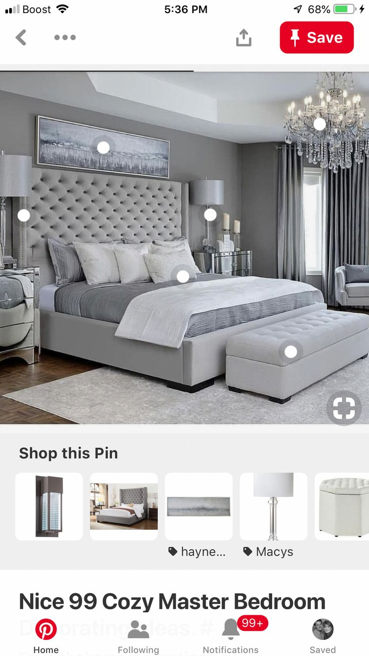 Warm Bedroom ideas for cozy room, example 6355483093 #stunningbedroomideasdreamrooms #farmhousemasterbedroom
