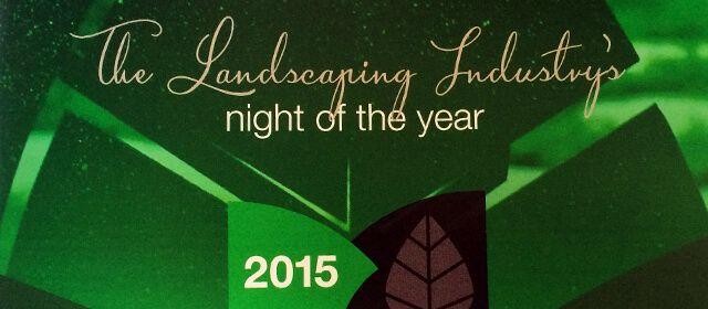 Success at 2015 Victorian Landscape Awards