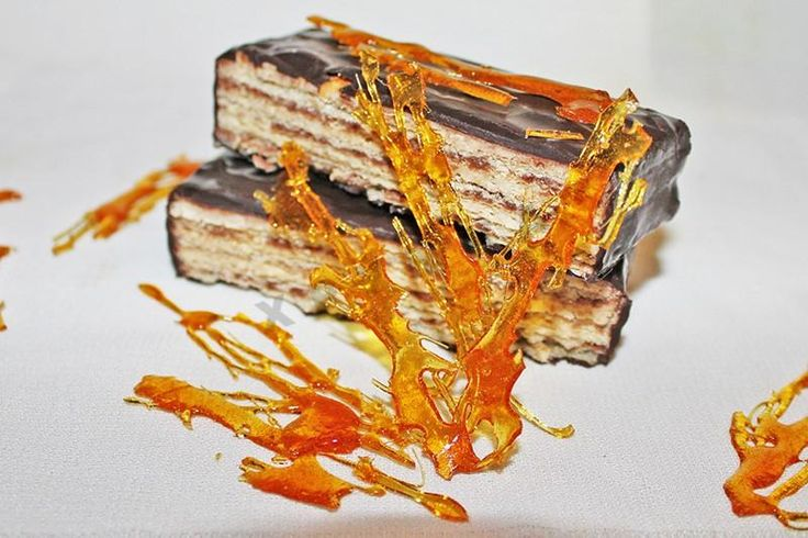 Украшения из карамели для тортов и пирожных
