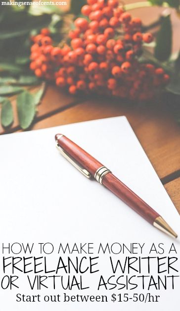 How To Become a Freelance Writer   Perfect For WAHM s   To be     Make A Living Writing Unemployed people don t have to lose hope any longer   there are huge amounts  of online open doors for picking up cash  Besides  delight of procuring  cash