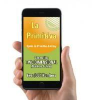 Lotto Winner for La Primitiva Lottery